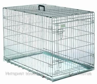 YD005-6. Клетка для собак две двери.