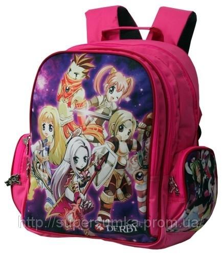 Рюкзак школьный 1-3 класс Стильный детский рюкзак для 1-3 класса с...