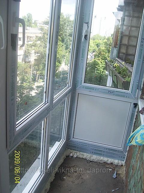 Остекление балкона от пола до потолка фото..