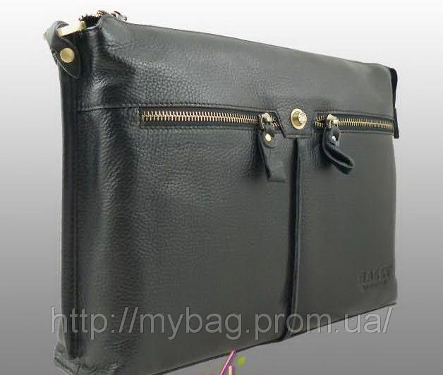 Продам сумку стильную мужскую из натуральной кожи от BALLY.