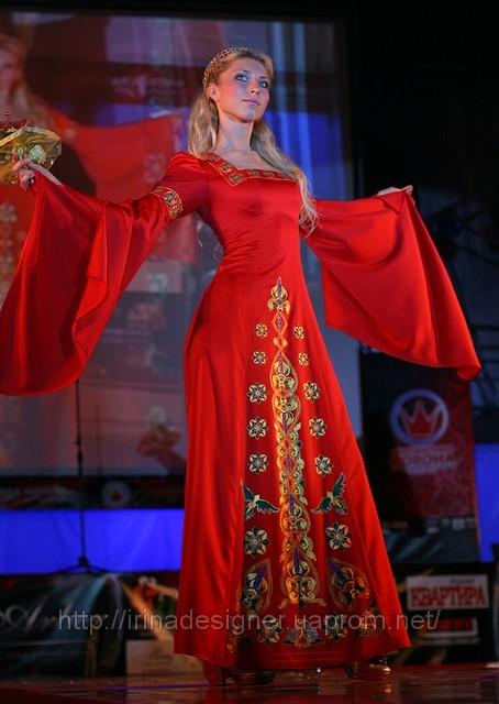 """Описание: Платье эпохи средневековья  """"Леди в."""