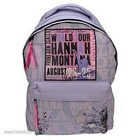 товара 70172 Школьный рюкзак Ханна Монтана (Hannah Montana) черный.
