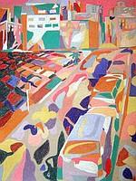 Выставка картин Тадеуша Жаховского «Добро пожаловать в цветовое измерение!»