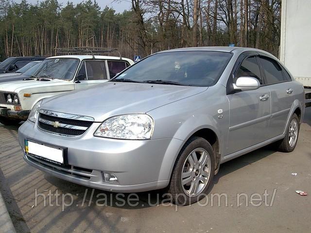 Авто объявления: продаю бу автомобиль Chevrolet Lacetti в.