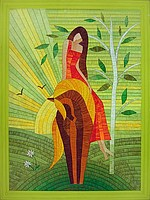 Выставка работ Татьяны Фалиной