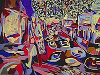 «Рассказы о Счастье» — Новогодне-рождественская выставка картин Татьяны Везелевой и Тадеуша Жаховского