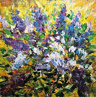 Выставка картин Виктора Семеняка