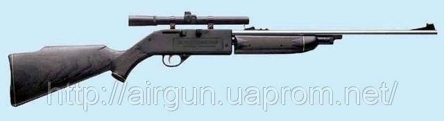 Пневматическая винтовка Crosman Powermaster 664 GT.