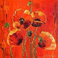 Выставка живописи Людмилы Верещак