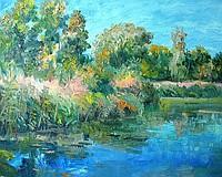 Выставка живописи Юрия Ботнара