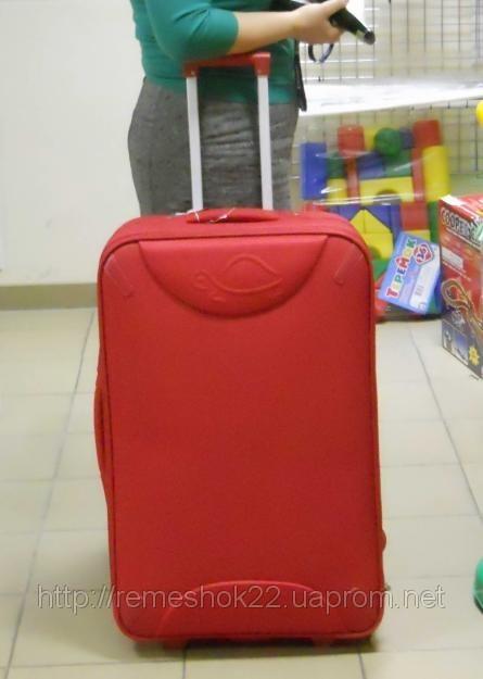 Ремонт чемоданов carpisa.