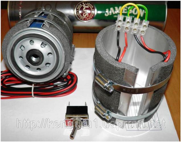 Как сделать топливный фильтр