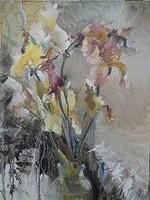 Выставка живописи Анны Добровой и Тамары Гик