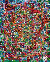 Выставка живописи художника Deva Lei (Дэва Лей) «Свобода быть собой»