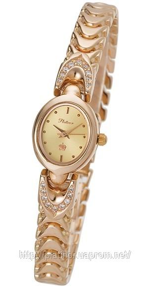 женские золотые часы мактайм