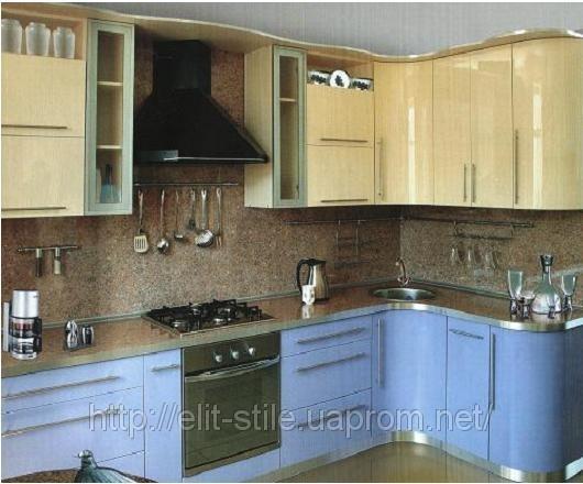 угловой кухни фото