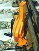 Домкрат реечный ДР-8М предназначен для подъема рельсошпальной решетки в...