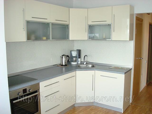 Дизайн кухни в малогабаритной квартире фото