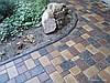 Рпектр применения тротуарной плитки Ромашка гладкая: автомобильные.