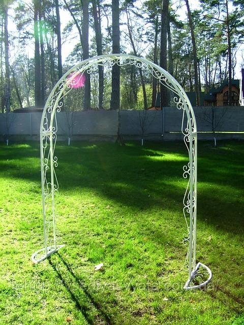 Каркас арки свадебные
