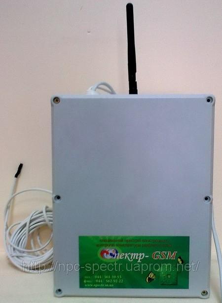 Gsm управление газовым котлом