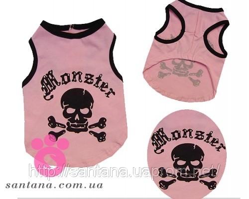 Майка розовая.  Интернет магазин Santana.com.ua.  0 отзывов.