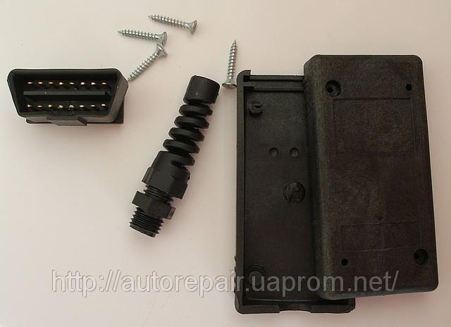Используется для соединения с автомобилями AUDI, MB, BMW, WV и другими с диагностическим входом OBD-2 16 контактов...