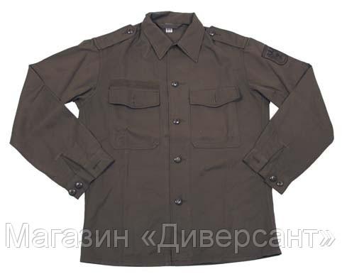 Полевая рубашка австрийской армии б/у.  Материал - полиэстер 67...
