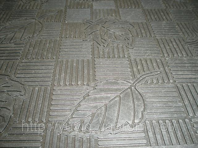 Резиновые грязезащитные коврики идеально подходят для защитны магазина...