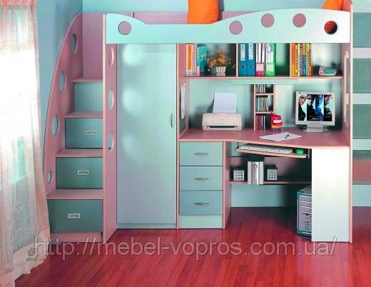 Наборы мебели, Детские комплексы. вернуться к объявлению: Изготовление...