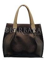 Кожаная женская сумка в деловом стиле.  Оптовый поставщик сумок из Китая.