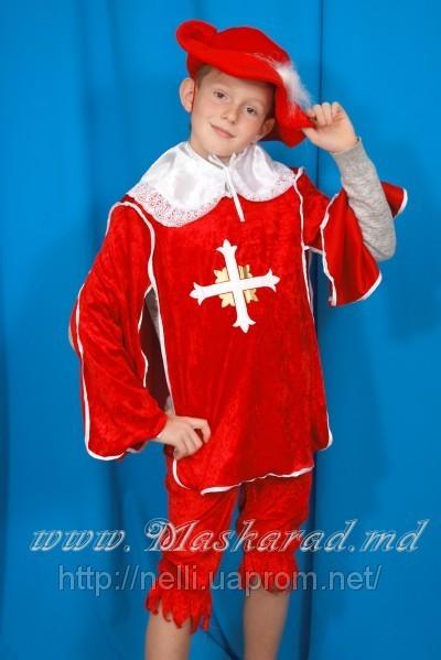 шьем новогодний костюм мушкетера.