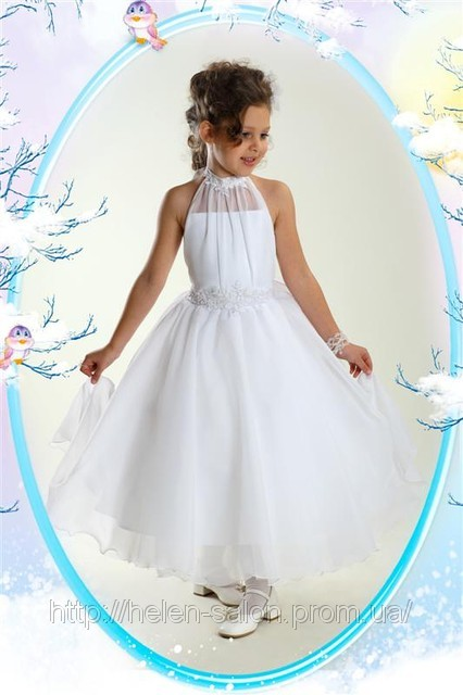 Куплю детское нарядное платье ношеное.