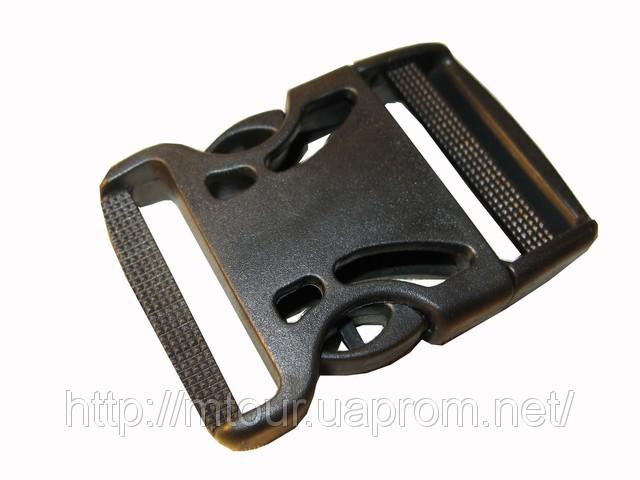 Застежка для сумок металлическая 03-ВС - Чакона.