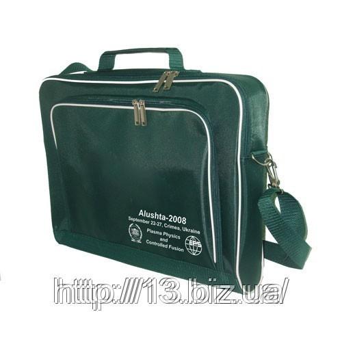 П107/7, пошив сумки на заказ с нанесением.