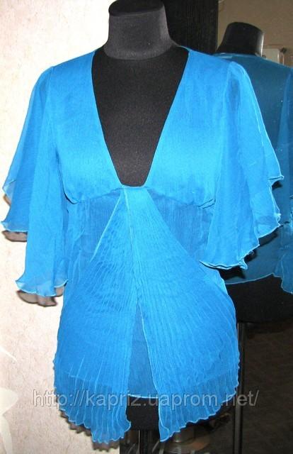 скачать выкройку блузки с воротником качели - Выкройки одежды для детей...