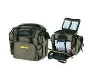 Многофункциональная рыболовная сумка. * Много карманов: два больших...
