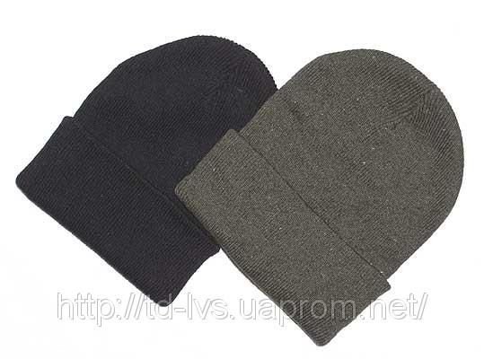 Модные вязаные мужские шапки Knity.ru. вышивка на вязанных шапках.