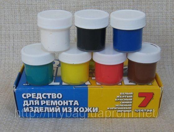 ...обуви, сумок и других кожаных...  Цена с орг% и доставкой 410 рублей.