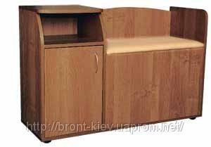Мебельный салон Дарья - Каталог - Прихожие - Тумба под обувь.