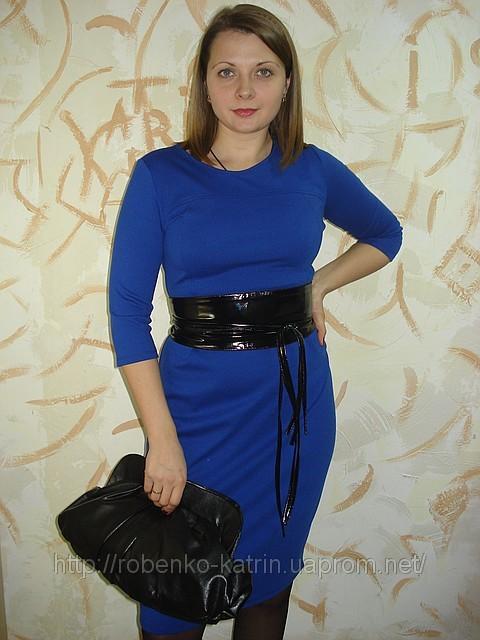 Фото: Трикотажные и текстильные платья.  Одежда, Украина, Киев и область.