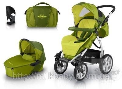 Универсальная коляска X-LANDER X-A 2011 c сумкой. p span class...