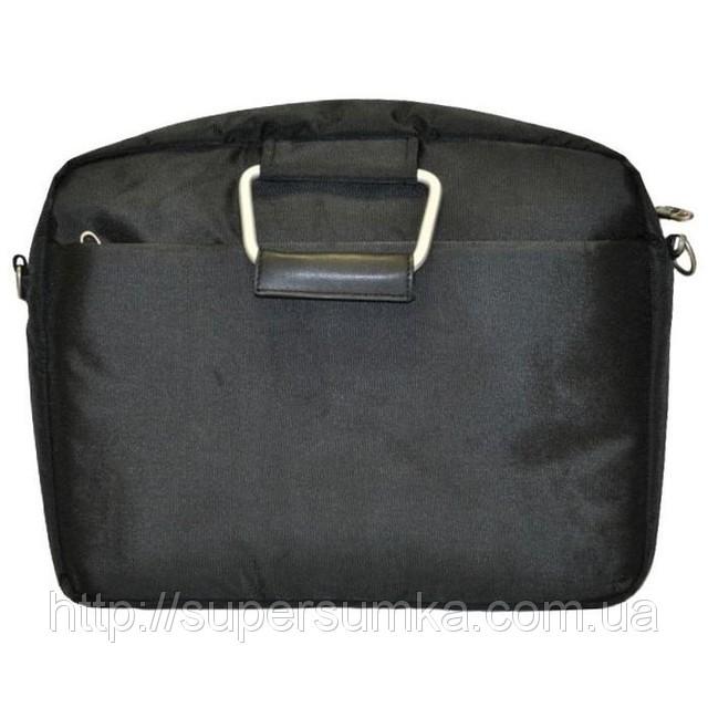 сумка для ноутбука металлические ручки.