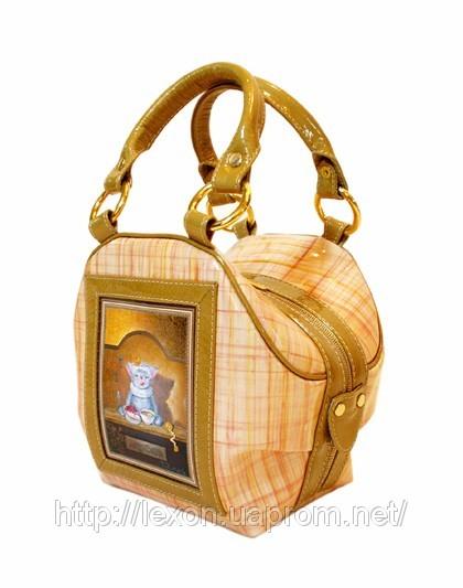 наименование: сумка с рисунком (худ.  Оксана Тодорова)
