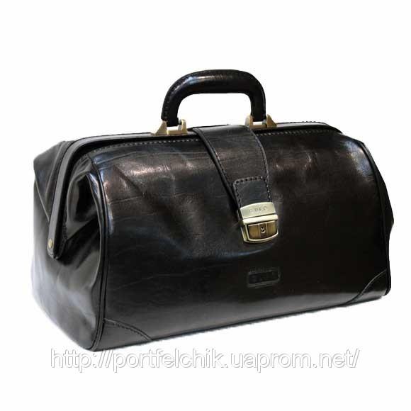 портфели кожанные саквояжи gufo.