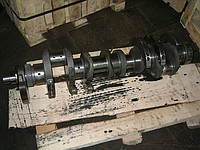 Вал коленчатый ЯМЗ-238