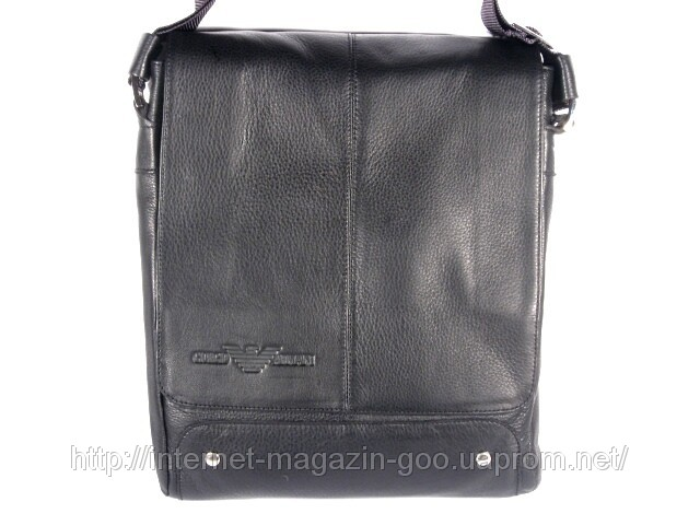 кожаные мужские сумки через плечо.