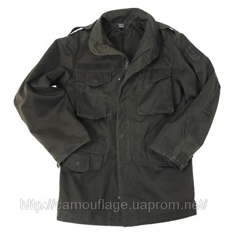 Куплю австрийскую куртку (по типу М 65) можно б/у, на размер 52-54/5...