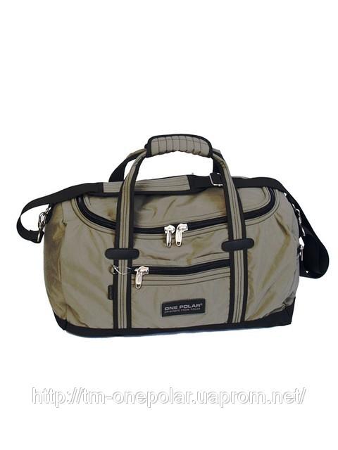 Спортивная легкая и удобная дорожная сумка состоит из одного большого.
