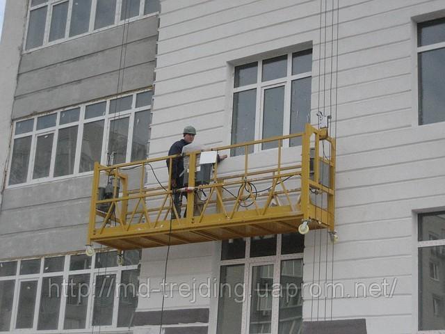 ...фасадная люлька для наших строителей.